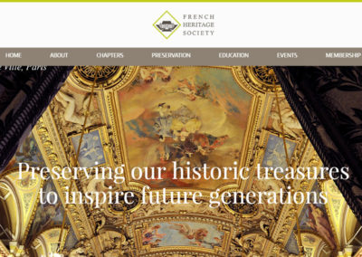 The French Heritage Society