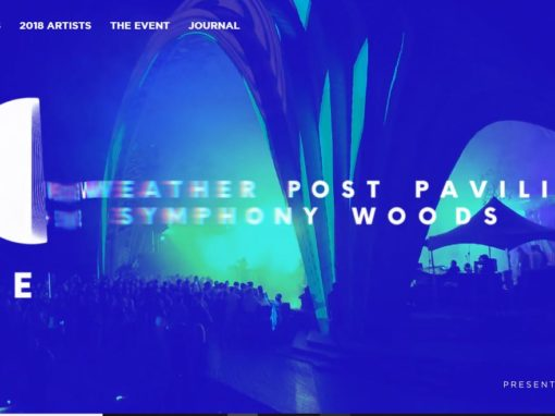 Opus Merriweather Event Webpages