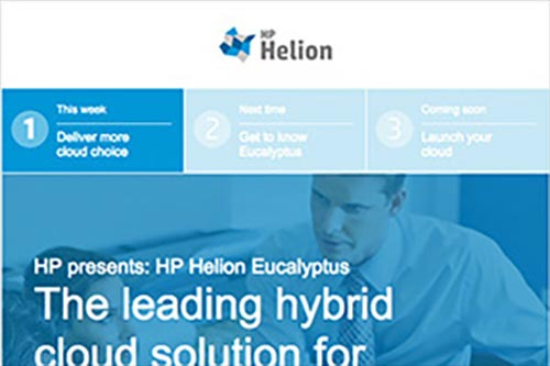HP Helion Emails